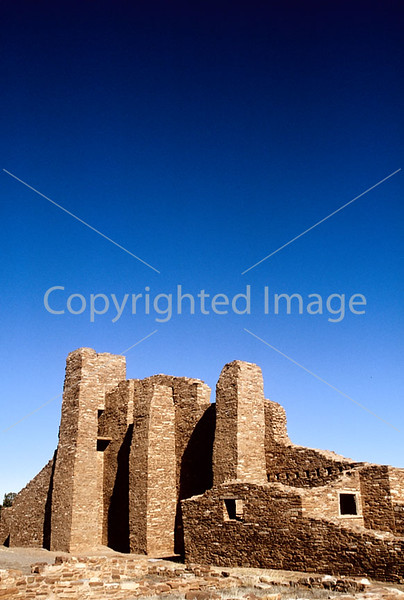 N nm salinas 14 - ORps - Abo Ruins at Salinas Pueblo Missions Nat'l Monument in New Mexico - 72 dpi