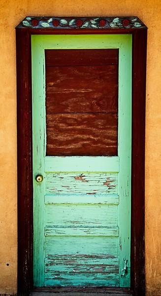 Windowless Door