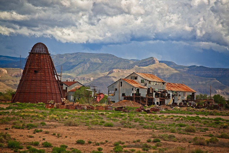 Alamogordo Sawmill