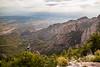 Sandia Peak Tramway Descending to Point of Origin