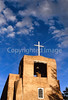 L nm sf 26 - ORps - Architecture in Santa Fe, New Mexico; San Miguel Mission Church - 72 dpi