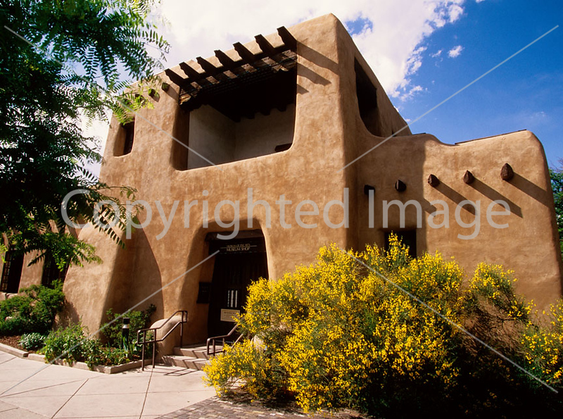 L nm sf 20 - ORps - Architecture in Santa Fe, New Mexico - Museum of Fine Art - 72 dpi