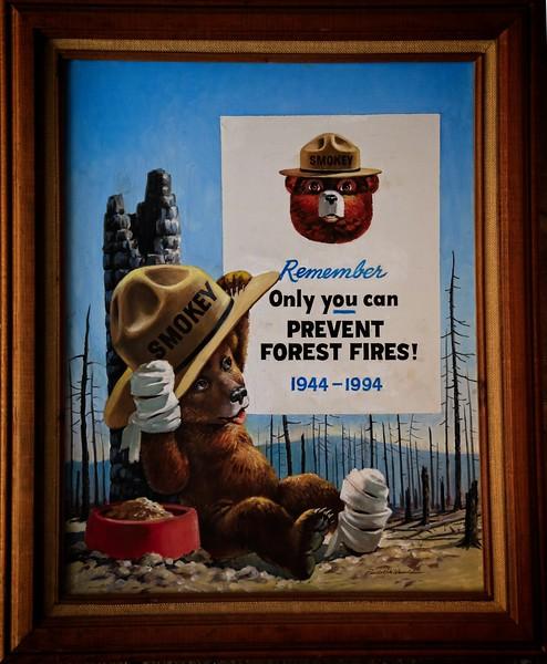 Rick's POTD - Smokey Bear Historical Park