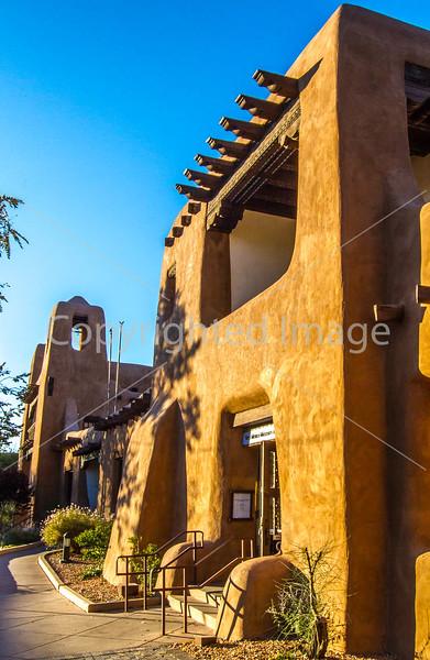 Santa Fe, New Mexico, architecture - D1-3 - C2 --0014 - 72 ppi