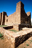 N nm salinas 5 - ORps - Quarai Ruins at Salinas Pueblo Missions Nat'l Monument in New Mexico - 72 dpi