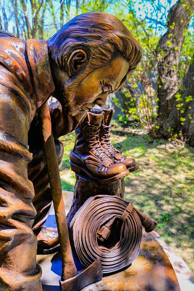 Wildland Fallen Firefighter Memorial