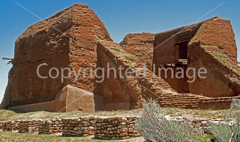 N nm pecos 6 - ORps - Pecos National Historical Park near Santa Fe, New Mexico - 72 dpi