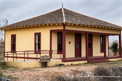 Pancho Villa State Park, New Mexico