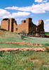 N nm salinas 3 - ORps - Quarai Ruins at Salinas Pueblo Missions Nat'l Monument in New Mexico - 72 dpi