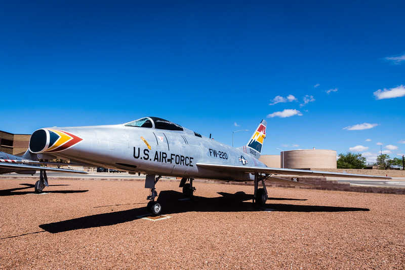 Super Sabre F-100D