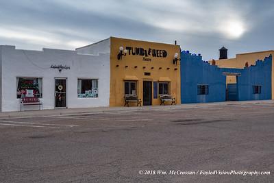 Columbus, New Mexico