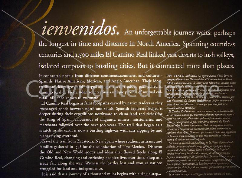 New Mexico - El Camino Real International Heritage Center - D7-C2-0033 - 72 ppi
