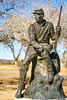 New Mexico - Fort Selden State Monument north of Las Cruces  - C8a-'08-0273 - 72 ppi
