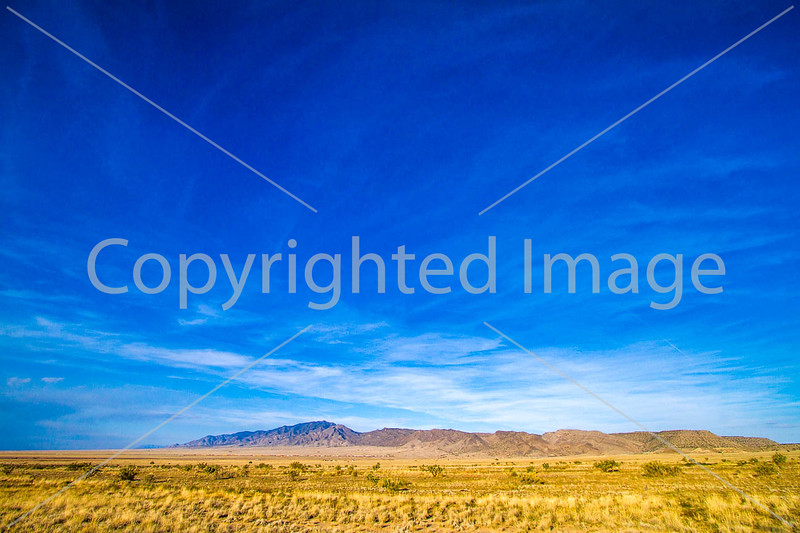 New Mexico - Intersection of US 60 & NM 47, west of Abo - D5-C2-0300 - 72 ppi
