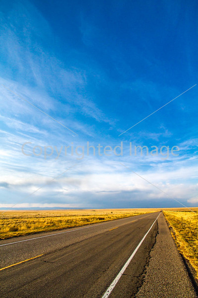 New Mexico - Intersection of US 60 & NM 47, west of Abo - D5-C2-0299 - 72 ppi