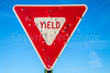 New Mexico - Yield sign - C3-0012 - 72 ppi
