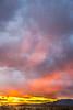 New Mexico - Sunset over Sevilleta National Wildlife Refuge - D5-C3-0267 - 72 ppi