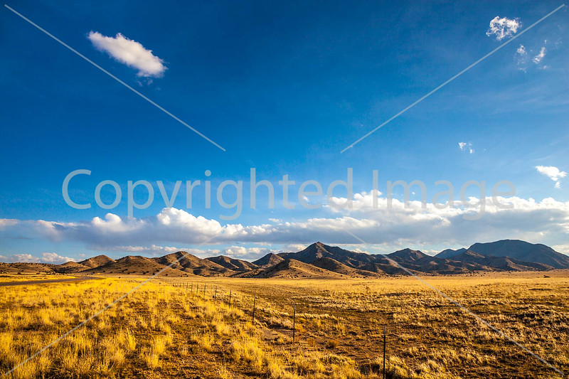 New Mexico - Intersection of US 60 & NM 47, west of Abo - D5-C3-0227 - 72 ppi