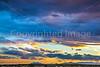 New Mexico - Sunset over Sevilleta National Wildlife Refuge - D5-C3-0264 - 72 ppi