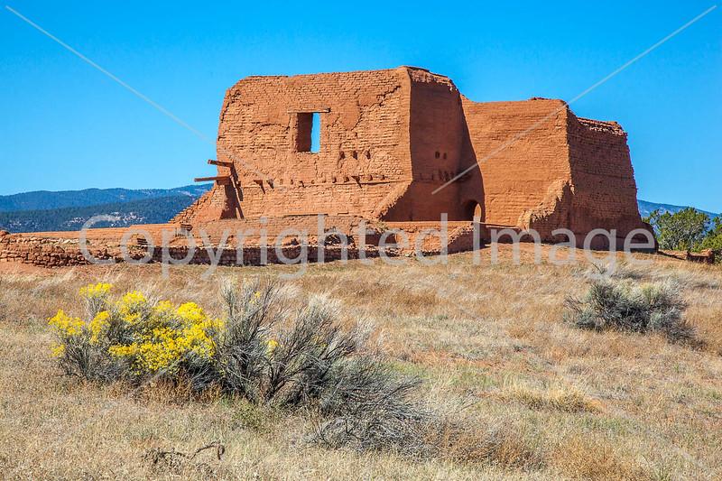 Pecos National Historical Park, NM - D1-3 - C3-0203 - 72 ppi