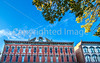 Hotel along historic downtown plaza in Las Vegas, NM - D4-C2-0489 - 72 ppi