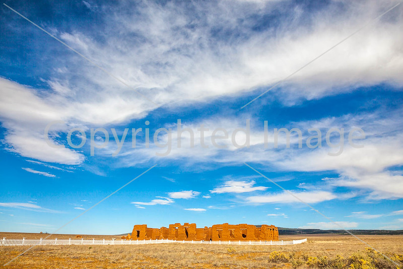 Fort Union National Monument, NM - D4-C3-0300 - 72 ppi