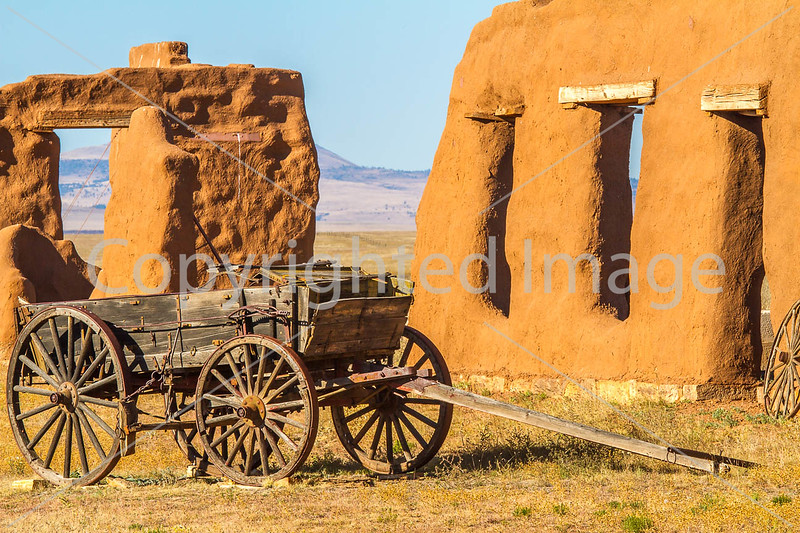 Fort Union National Monument, NM - D4-C1-0329 - 72 ppi