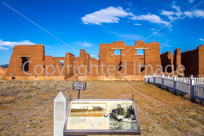 Fort Union National Monument, NM - D4-C2-0468 - 72 ppi