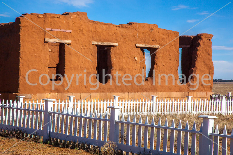Fort Union National Monument, NM - D4-C3-0387 - 72 ppi