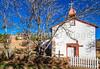 Historic Catholic church in Apache Canyon, NM - D4-C2-0372 - 72 ppi