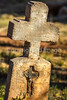 Tombstones - Our Lady of Light Catholic Church in Apache Canyon, NM - D4-C1-0150 - 72 ppi