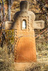 Tombstones - Our Lady of Light Catholic Church in Apache Canyon, NM - D4-C1-0157 - 72 ppi