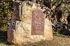 Battle monuments in Glorieta Pass, NM - D1-3 - C3-0215 - 72 ppi