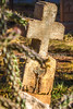 Tombstones - Our Lady of Light Catholic Church in Apache Canyon, NM - D4-C1-0160 - 72 ppi