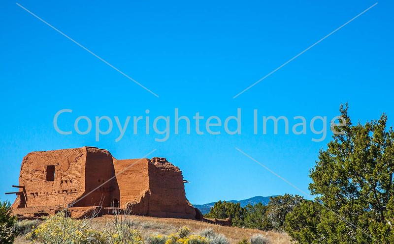 Pecos National Historical Park, NM - D1-3 - C3-0209 - 72 ppi-3