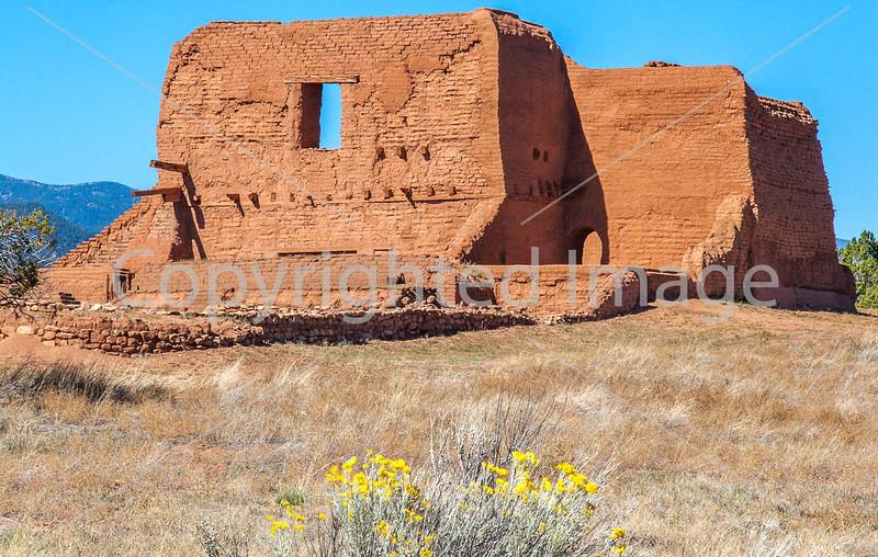 Pecos National Historical Park, NM - D1-3 - C3-0200 - 72 ppi-2