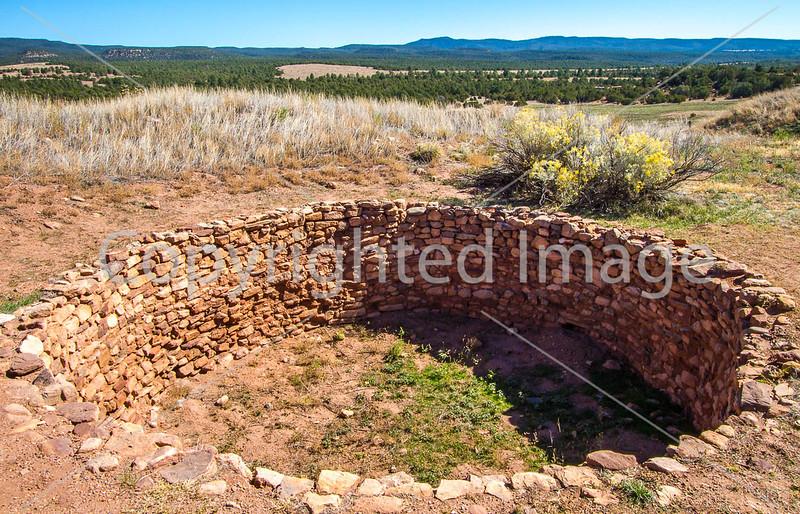 Pecos National Historical Park, NM - D1-3 - C2 --0155 - 72 ppi