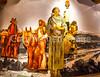 Visitor Center artwork at Pecos National Historical Park, NM - D1-3 - C2 --0290 - 72 ppi-2