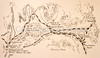 Visitor Center artwork at Pecos National Historical Park, NM - D1-3 - C2 --0124 - 72 ppi