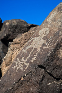 'Standard' Processing Comparison Rio Grande Style Petroglyph, Boca Negra Canyon trail Petroglyph National Monument, New Mexico