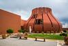 The Isleta Casino Complex in the Pueblo of Isleta, New Mexico, USA.