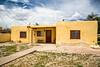 A village home in the Pueblo of Isleta, New Mexico, USA.