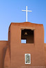 The Chapel of San Miguel, Santa Fe, NM.
