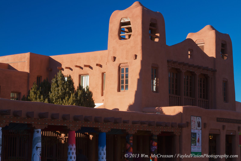 Museum of Comtemporary Native Arts, Santa Fe, NM.