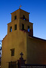 Santuario de Guadalupe Church, Sante Fe, NM.