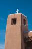 Cristo Rey Catholic Church in Santa Fe, New Mexico, USA.