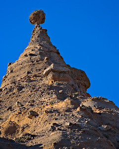 Balanced Rock - Tertiary volcanic hoodoo - Cave Trail