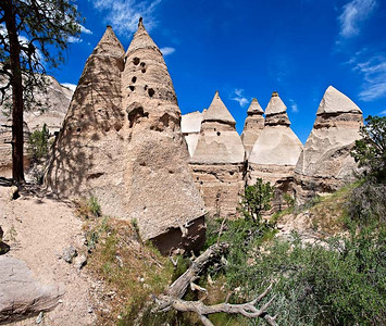 Canyon Trail Hoodoos 5 vertical image stitch - 17mm