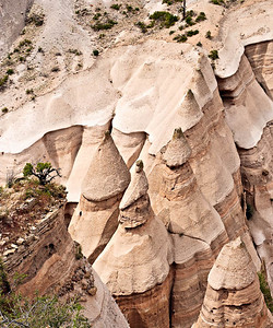 Hoodoos - Canyon Trail 2 image stitch - 100mm