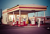 Whiting Bros Gas Station